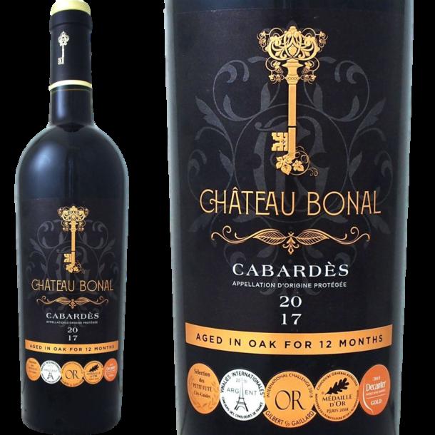 Château Bonal AOP Cabardes 15% årgang 2017